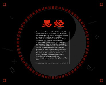 "The Interactive ""Book of Changes"" — ""I Ching"""
