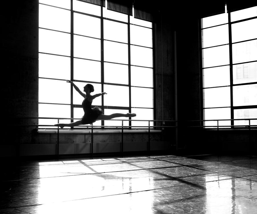 Black and White Dance