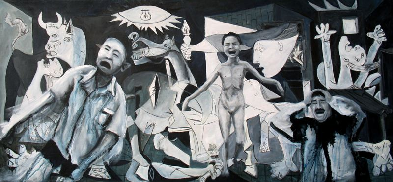 """After Guernica"""