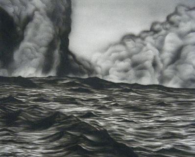 Airbrush Ocean