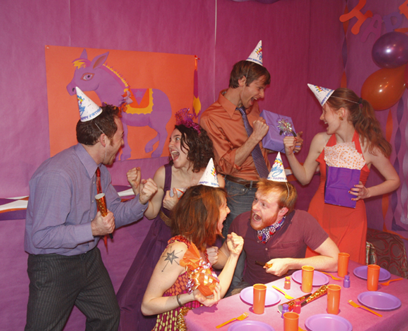 """""""The 30th Birthday Party"""" a.k.a. """"The Birthday Room"""""""