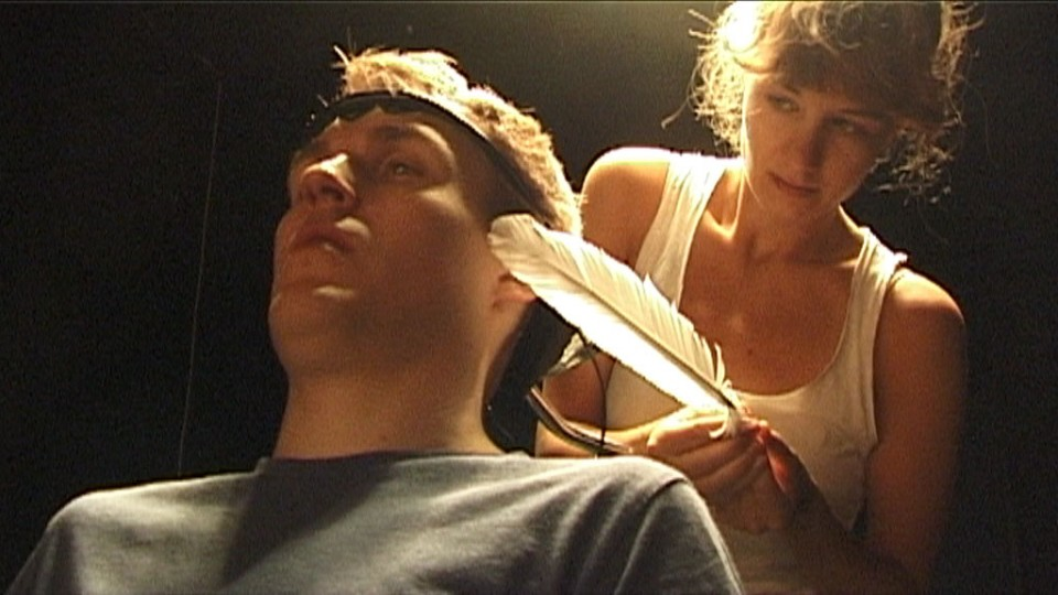 Performative Experiments on Human Test Subjects