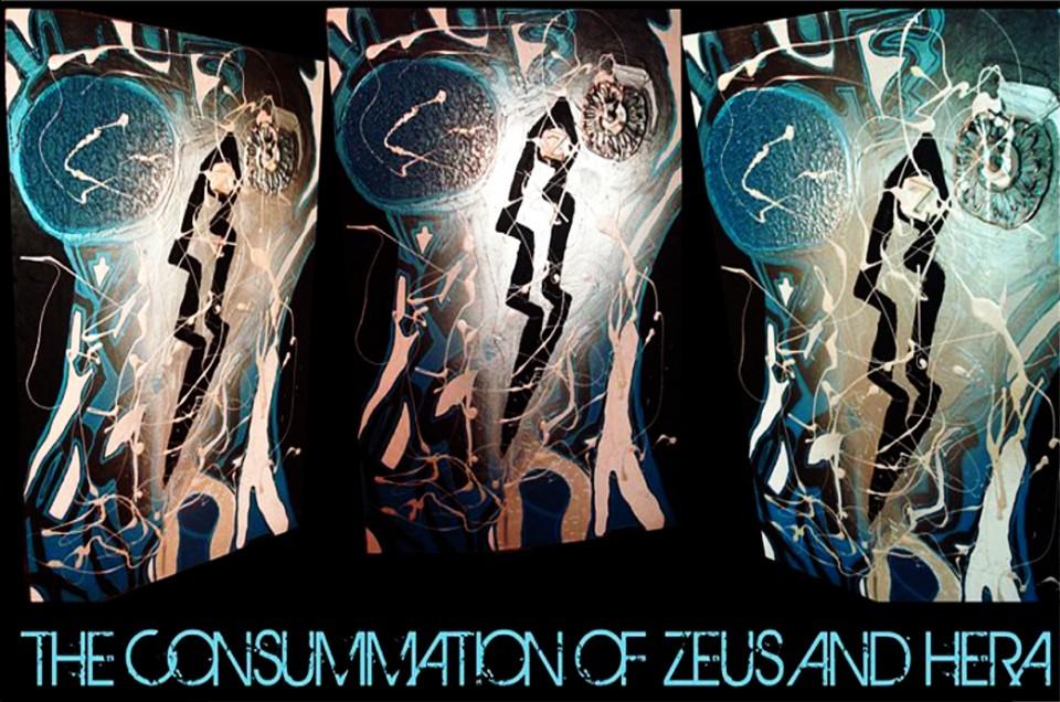 The Consummation of Zeus and Hera