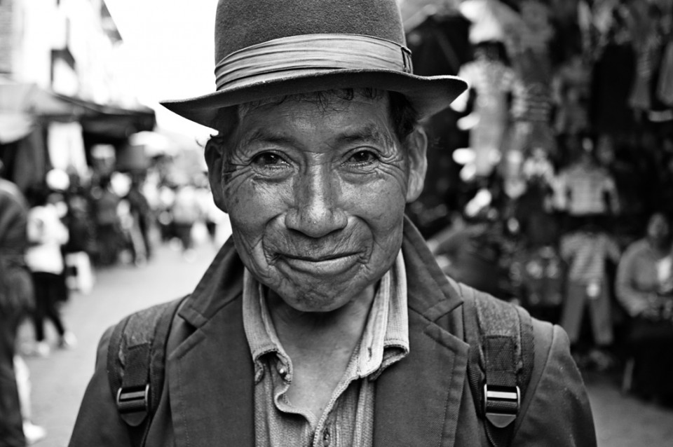 Faces of the Andes