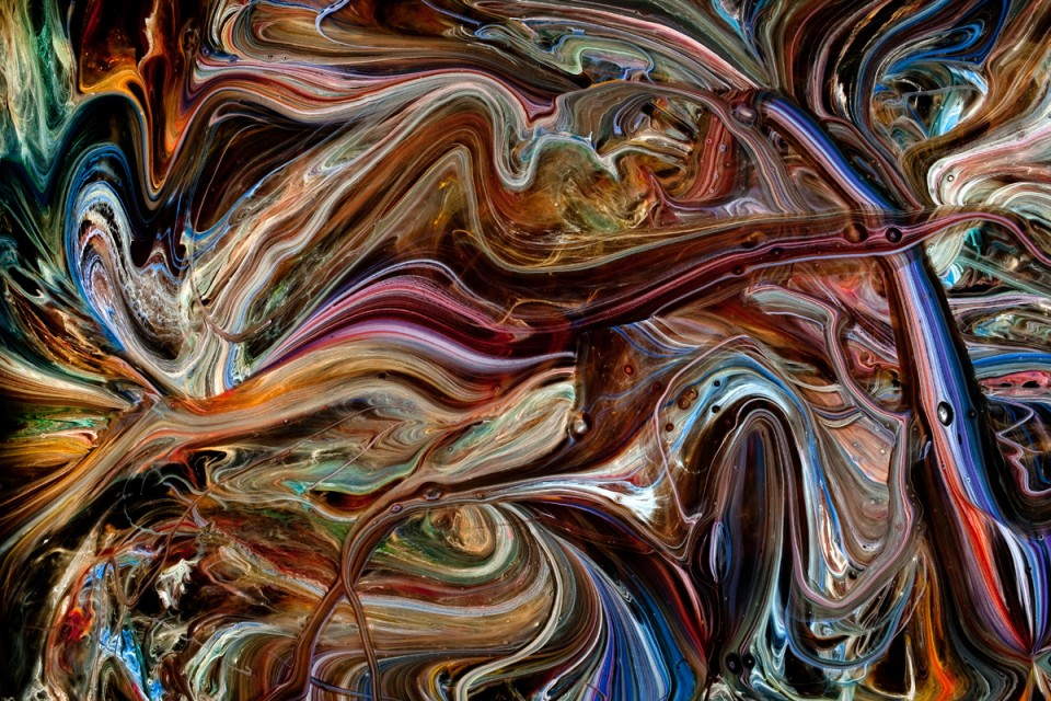 Liquid Canvas Abstracts