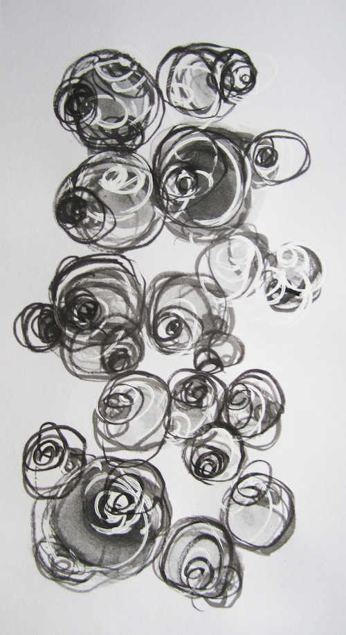 Untitled Ink Painting