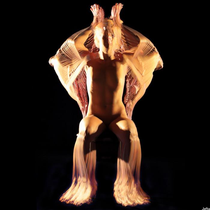 HumanSculpture