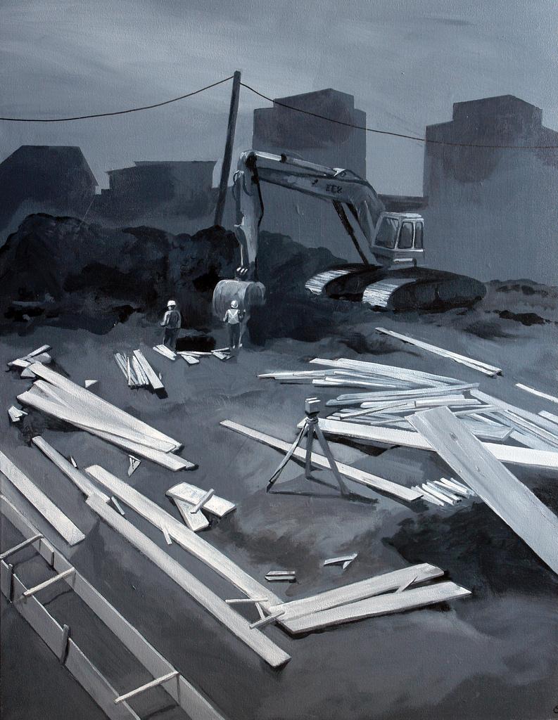 Construction Landscapes