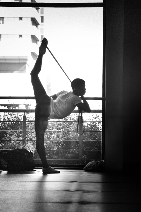 The perfect practice
