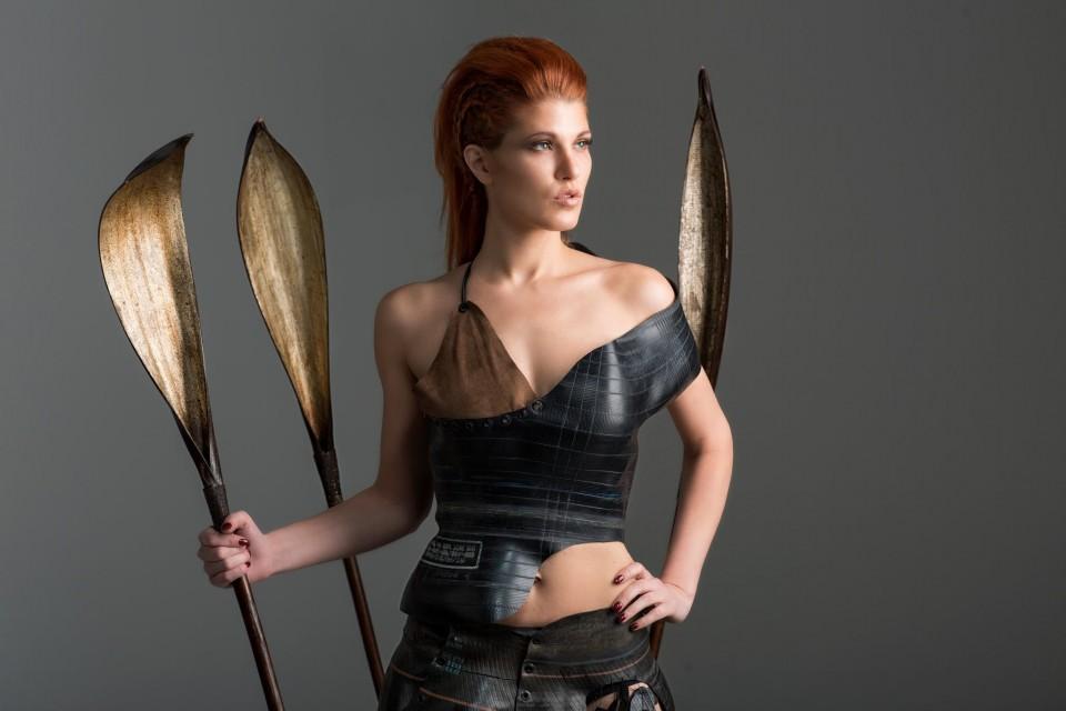 Recycled Couture, Innertubes – Brigid KO Designs